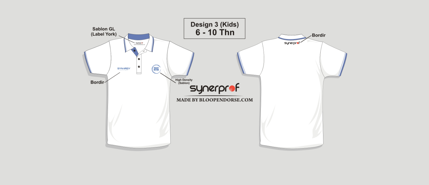 Polo SYNERGY (KIDS)