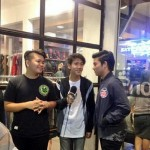 Thanks For Coming CJR