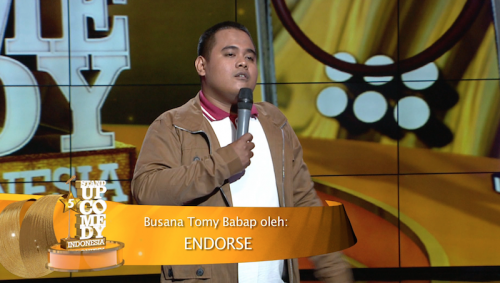KOMPAS TV - STAND UP COMEDY INDONESIA SEASON 5 b