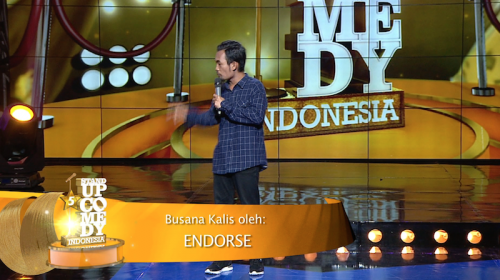 KOMPAS TV - STAND UP COMEDY INDONESIA SEASON 5 c