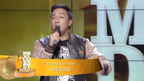 KOMPAS TV - STAND UP COMEDY INDONESIA SEASON 5 d
