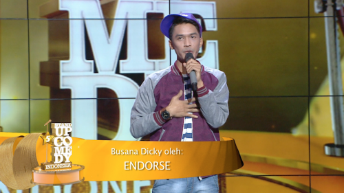 KOMPAS TV - STAND UP COMEDY INDONESIA SEASON 5 i