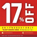 Discount 17% Independence Day