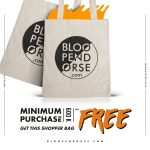 PROMO ONLINE SHOP: TOTE BAG