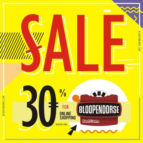 sale online shopping bloop endorse urbie