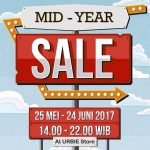 MID YEAR SALE BLOOP ENDORSE URBIE 2017