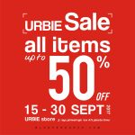 URBIE SALE UP TO 50% ALL ITEMS