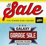 MID YEAR SALE URBIE & GALAXY GARAGE SALE
